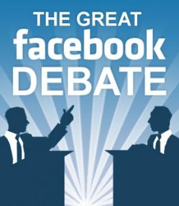 The Great Facebook Debate