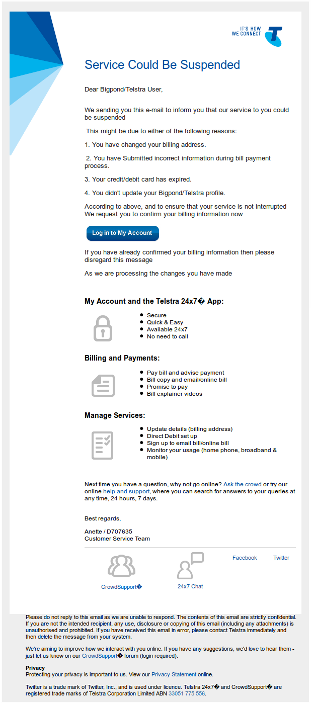 telstra scam picture