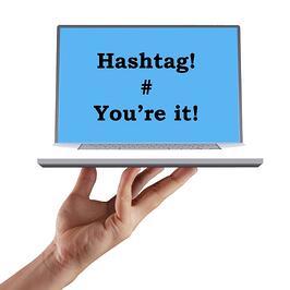 hashtag 2 image
