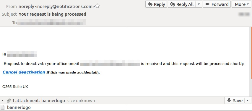 New phishing scam uses fake Office 365 email