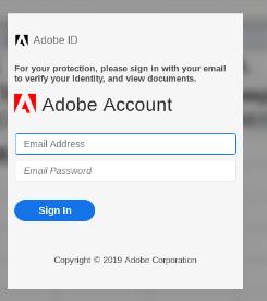 Adobe Scam 5