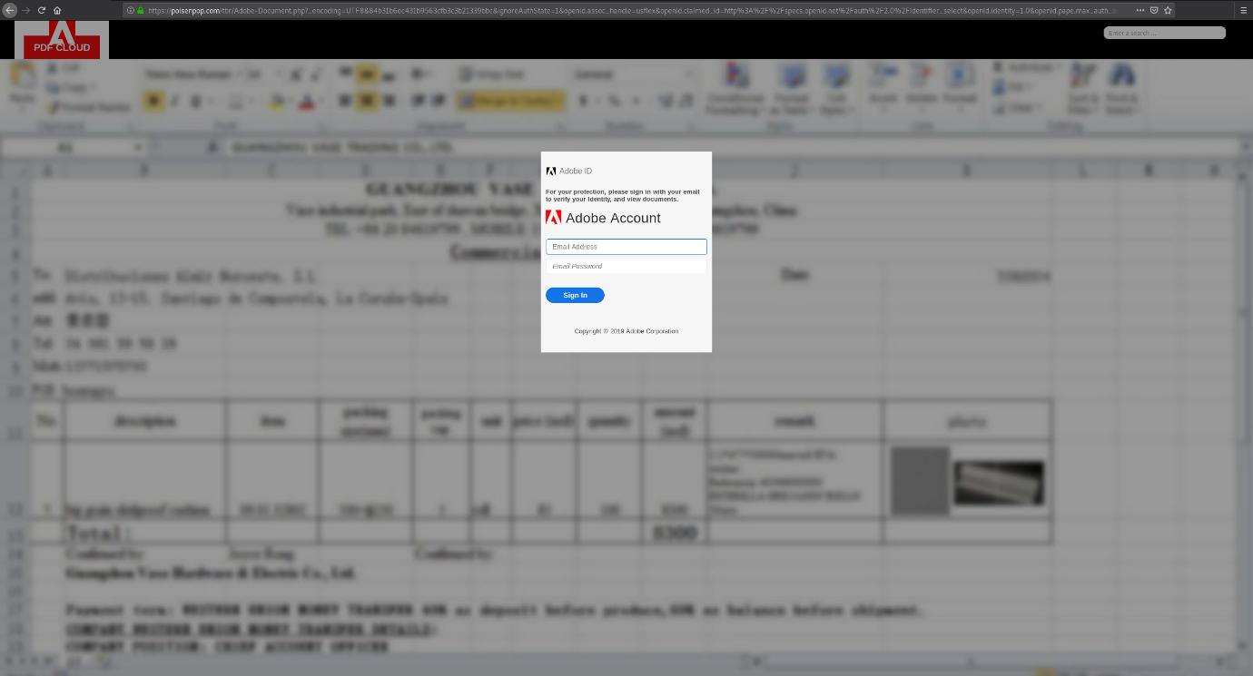 Adobe Scam 6