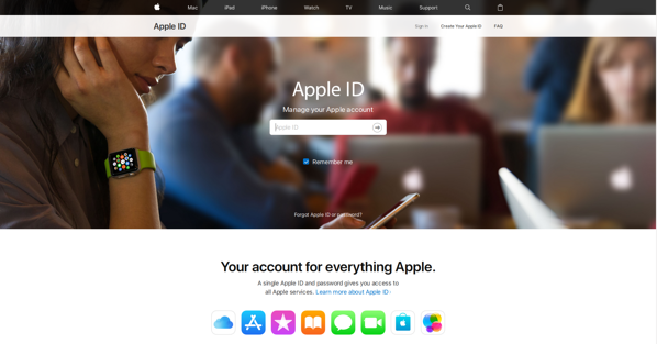 Apple page 1
