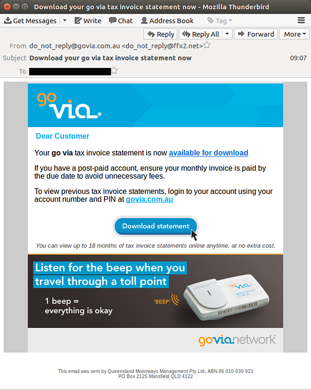 Go Via scam Sep 13.png