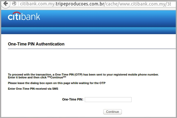 Wire Transfer Citibank | New Fake Citibank Phishing Scam Sees Cyber Criminals Up Their Game