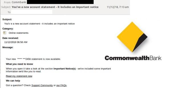 Commbank Phishing Run Social Image