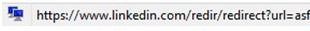 LinkedIn URL