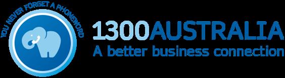 1300_Australia_logo