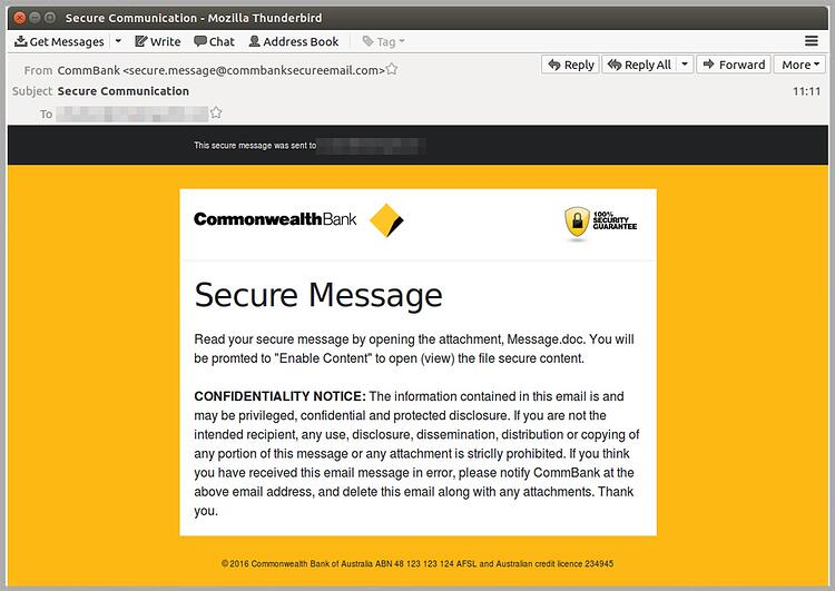 Malicious Commonwealth Bank fraud email targets hundreds of thousands of Australians1.jpg