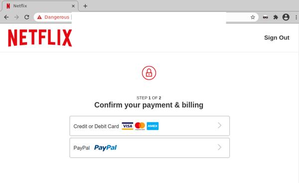 Netflix - confirm payment - 0221
