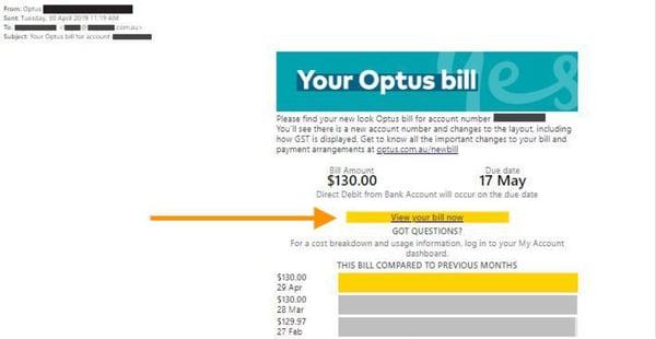 Optus scam 0305193