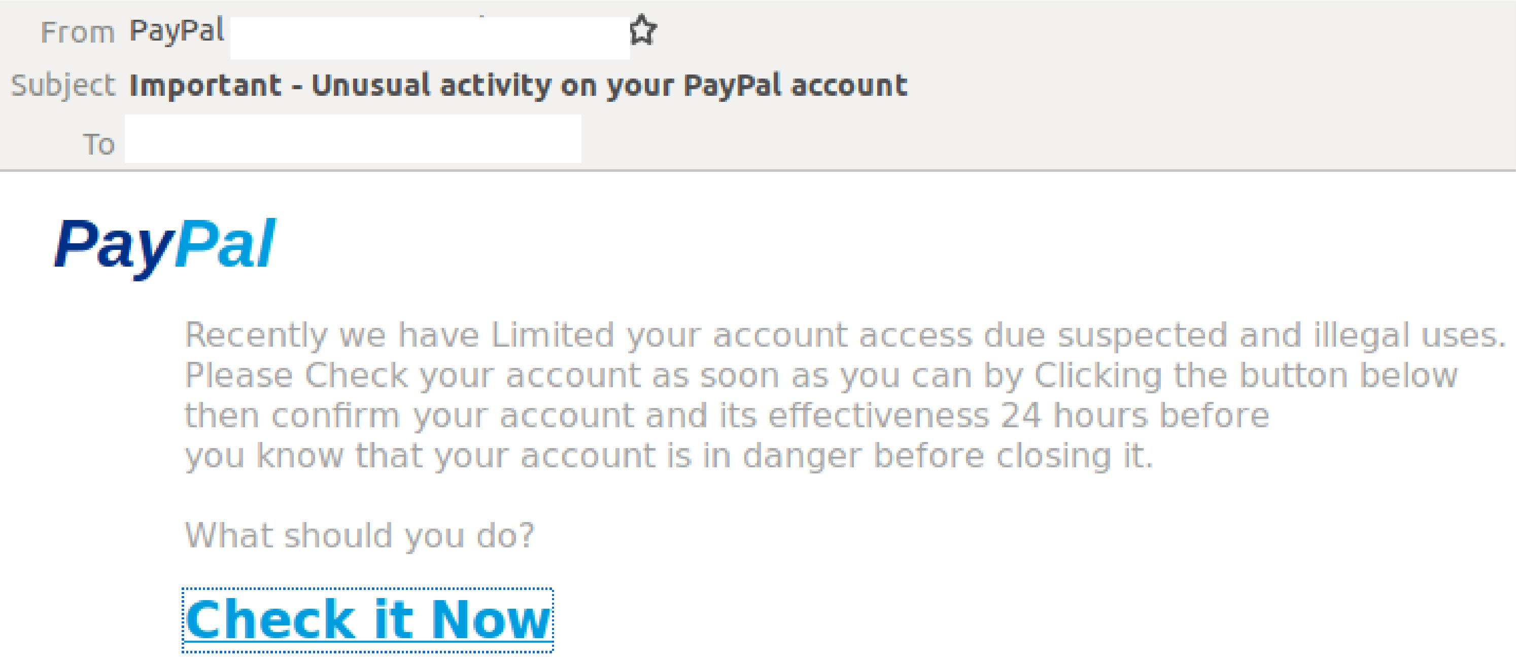 paypal edited