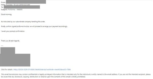 proforma invoice edited