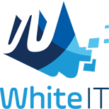 white it logo