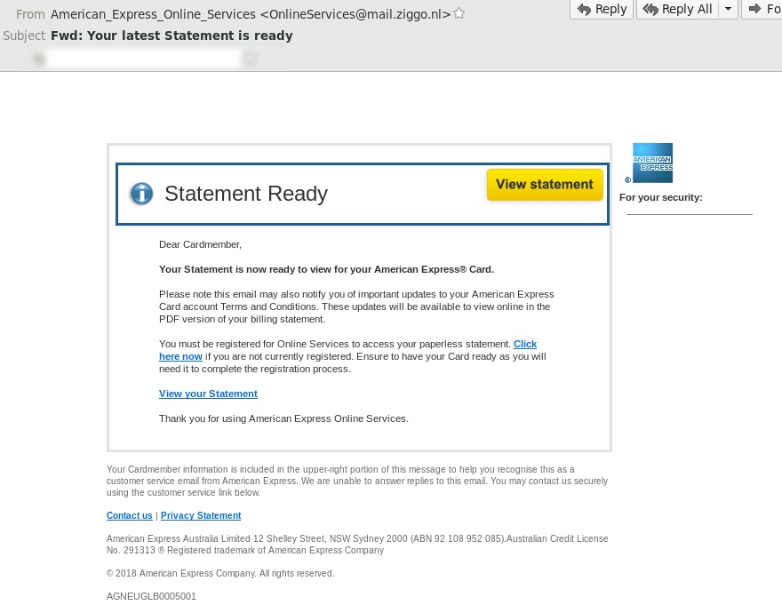 Nab And Amex Banking Customers Targeted In Slew Of Well Designed Phishing Scams Smartcompany