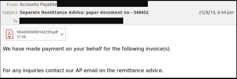 AP email