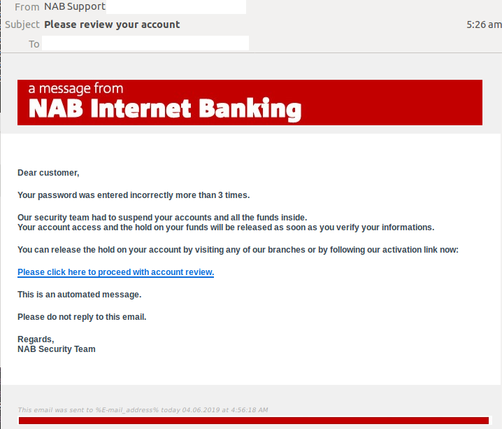 NAB Support