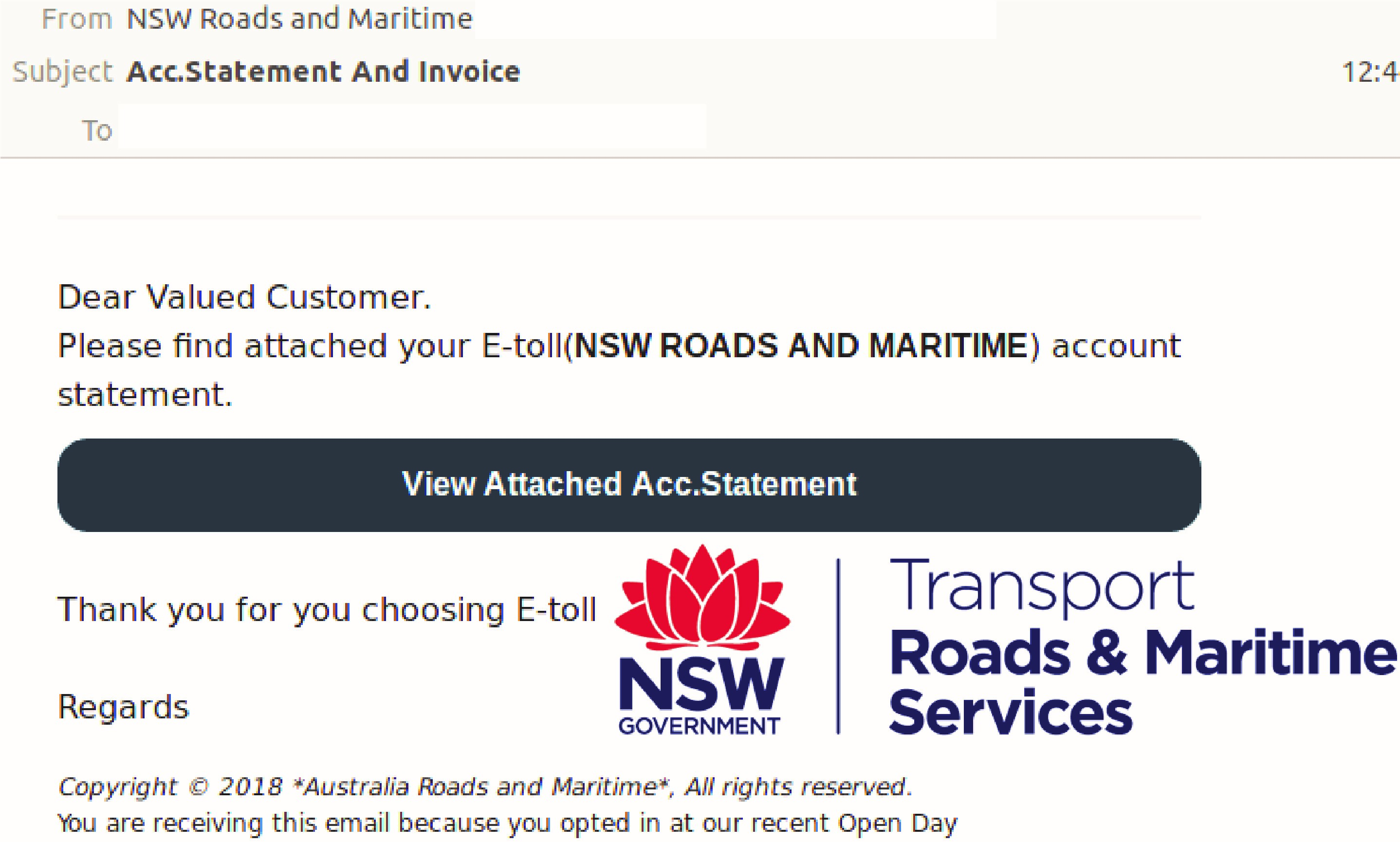 NSW Roads Scam Image (2)