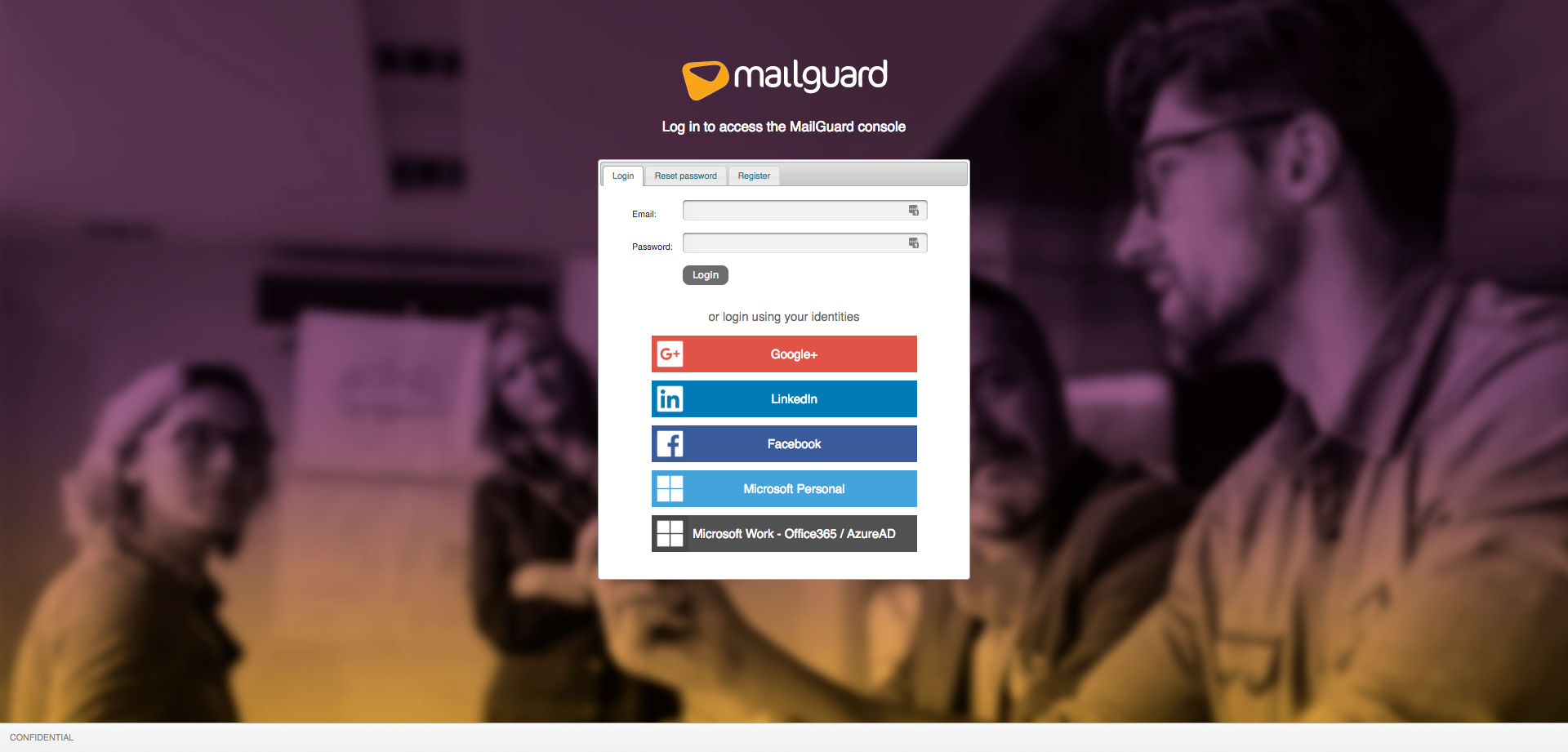 screencapture-console-mailguard